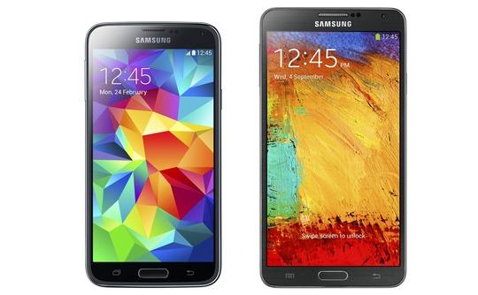 samsung-galaxy-s5-vs-samsung-galaxy-note-3-540x334
