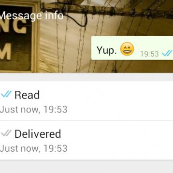 كيفية قراءة رسائل WhatsApp بدون ظهور علامة الصح الزرقاء بالاندرويد