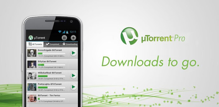 µTorrent® Pro - Torrent App v2.109 – New Update