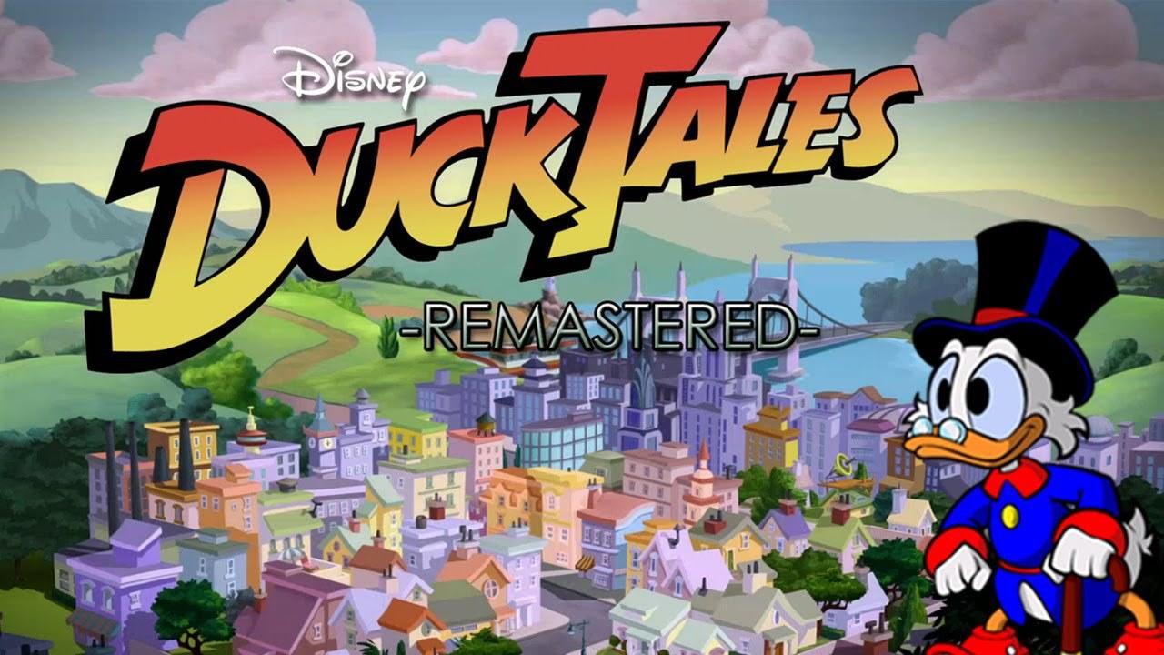 لعبه DuckTales: Remastered v1.0.2 مدفوعه (مغامرات)