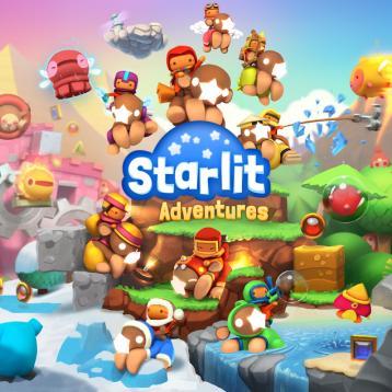 لعبة المغامرات Starlit Adventures v1.6 النسخة المعدلة + الاصلية للاندرويد