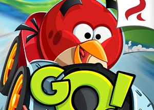 لعبة الطيور الغاضبة Angry Birds Go v1.8.7 معدلة و كاملة للاندرويد