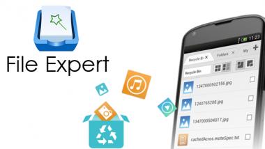 أفضل تطبيقات لإدارة ملفاتك على هاتفك الاندرويد