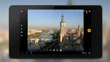 تطبيق5-CAMERA FV الكاميرا الاحترافية النسخة المدفوعة