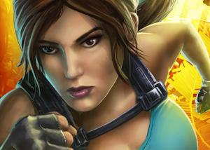 لعبة الأكشن و المغامرات Lara Croft: Relic Run v1.0.55 معدلة و كاملة للاندرويد