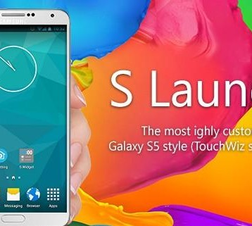 تطبيق Galaxy S6 Launcher 3.91 النسخة المدفوعة مجانا اخر اصدار