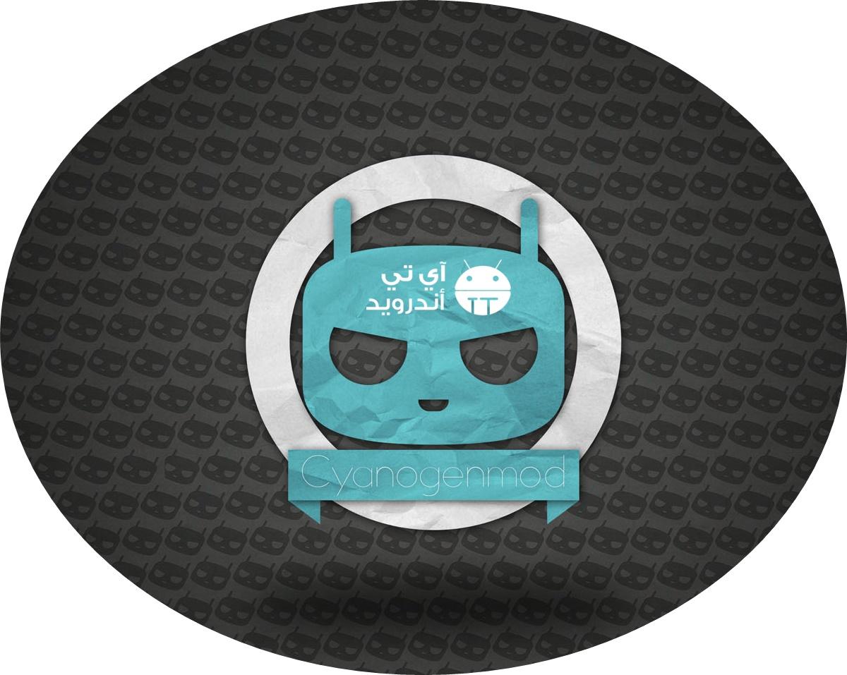 روم cyanogenmod 13 لهاتف Note 1 مارشملو 6.0
