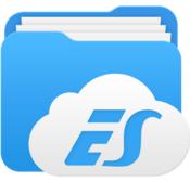 تطبيق  ES File Explorer v4.1.6.6.2 لاداره ملفات الهاتف