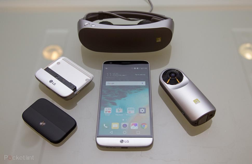 اسعار كاميرا LG VR 360 و نظارة LG 360 VR