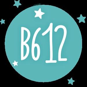 عملاق التقاط صور السيلفي تطبيق B612 v4.8.3