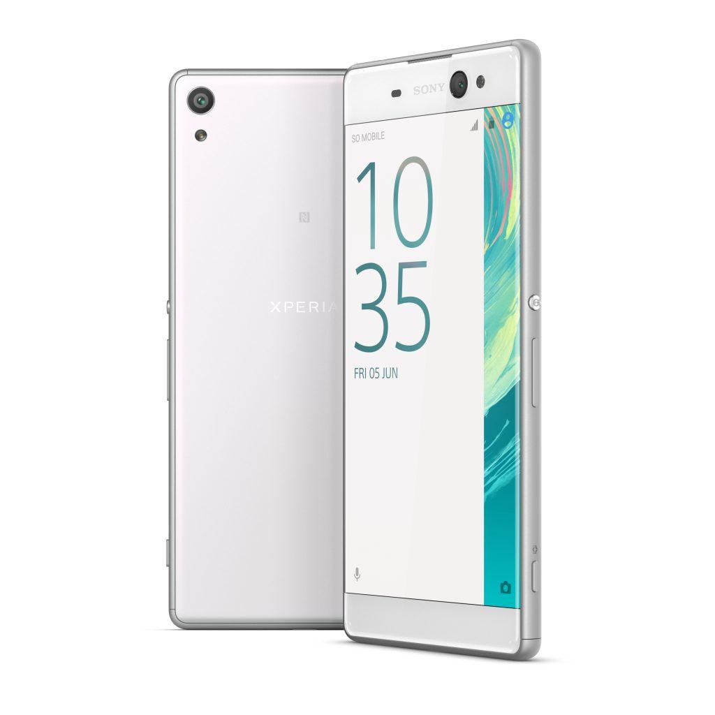 تعرف على مواصفات هاتف سوني الجديد Xperia XA Ultra