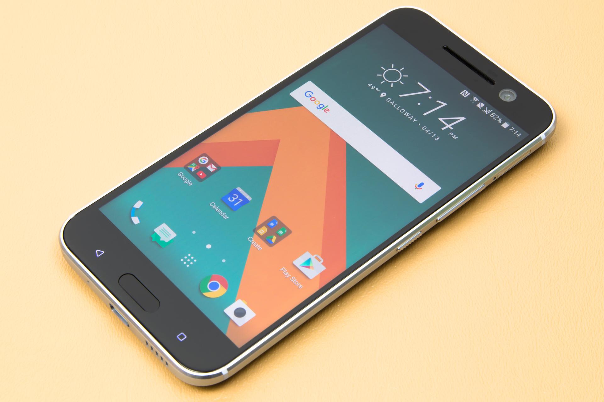 طريقة تركيب روت وريكفري TWRP لهاتف HTC 10