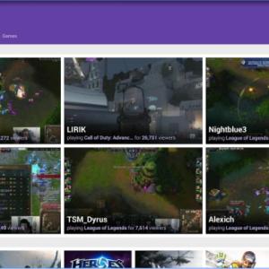 تحميل تطبيق Twitch المنافس لليوتيوب لعمل و مشاهده البث المباشر للالعاب من هاتفك