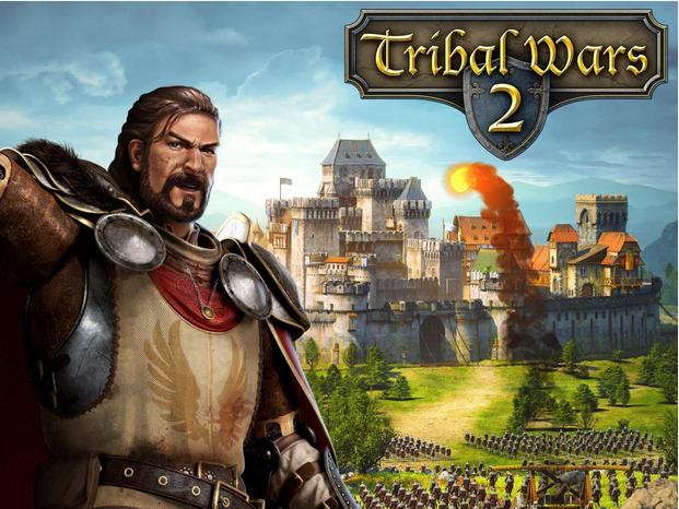 اللعبة الاستراتيجية الشهيرة حرب القبائل Tripal Wars2