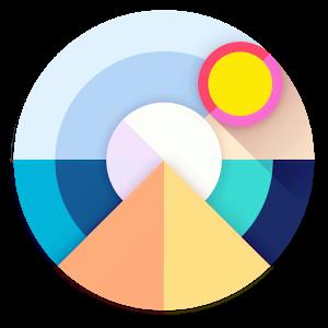 تطبيق Halo – Free Icon Pack الجديد لتغيير شكل ايقونات الهاتف