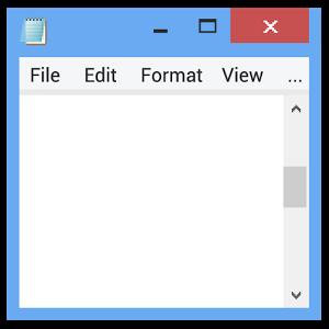 تطبيق Real Notepad يوفر لك مفكرة ويندوز على هاتفك الاندرويد