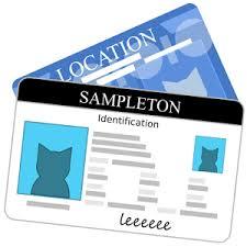 تطبيق Fake ID Generator لعمل بطاقات هوية وائتمان مزيفه لتفعيل الحسابات