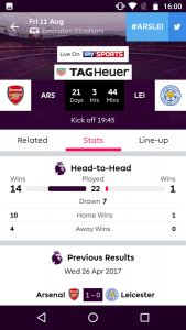 Premier League - Official App
