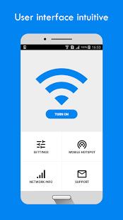 تطبيق WiFi Automatic – WiFi Hotspot Premium لاغلاق الواي فاي بشكل تلقائي