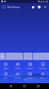 تطبيق WiFi Mouse Pro لتحويل هاتفك الى ماوس و كيبورد لحاسوبك