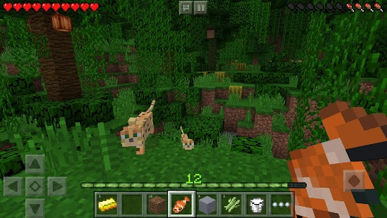 لعبة Minecraft – Pocket Edition الشهيرة للاندرويد نسخة معدلة