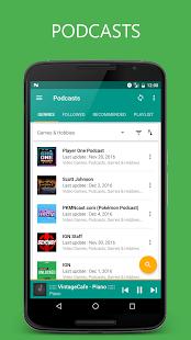 تطبيق Pixel+ Music Player لتشغيل الموسيقى و الاغاني بشكل احترافي