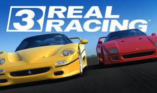 لعبة سباق السيارات Real Racing 3 لهواتف اندرويد