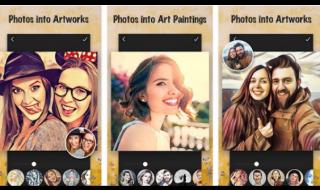 تطبيق تحويل الصور إلى كارتون Cartoon Photo Filters