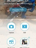 تطبيقActionDirector Video Editor - Edit Videos Fast