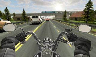 لعبة سباق السيارات Traffic Rider