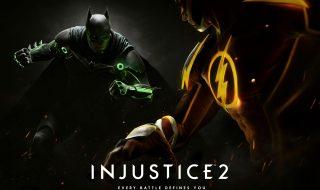 لعبة Injustice 2