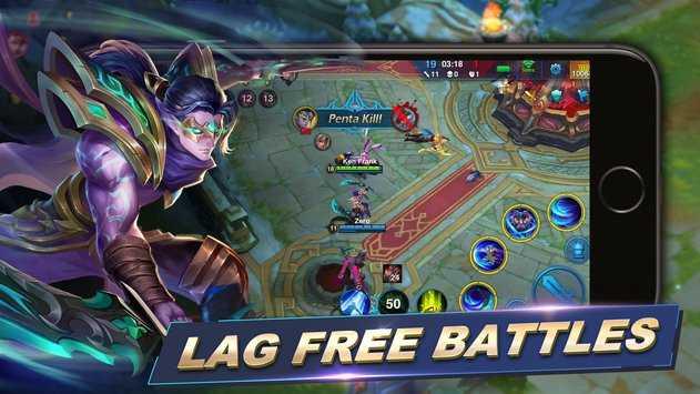 لعبة الإثارة Heroes Arena
