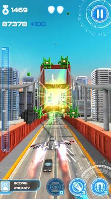 لعبة الإثارة Jet Run: City Defender النسخة الجديدة للاندرويد