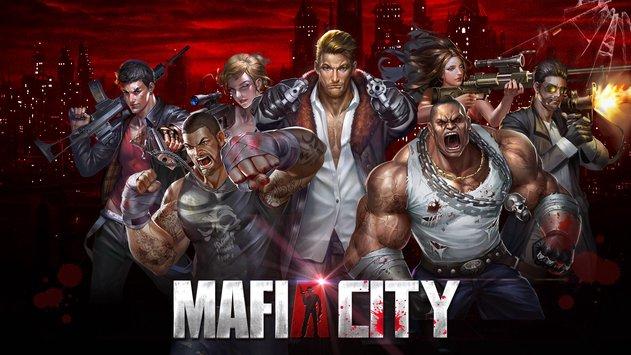 لعبة مافيا سيتي Mafia City للاندرويد