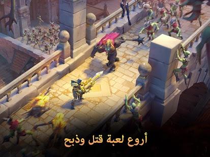 لعبة Dungeon Hunter 5 – Action RPG للاندرويد