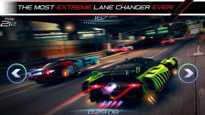 لعبة سباق السيارات Rival Gears Racing للاندرويد