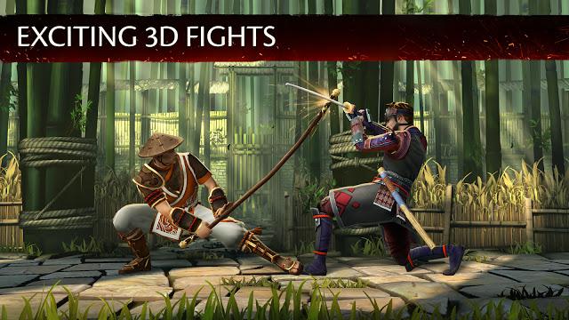 تحميل لعبة الكاراتية Shadow Fight 3 للاندرويد كاملة