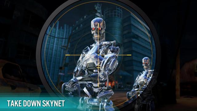 لعبة القتال Terminator Genisys: Revolution للاندرويد