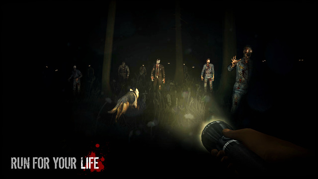 تحميل لعبة قتل الزومبي Into the Dead للاندرويد