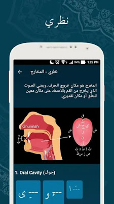 تحميل تطبيقتعلّم كيفية ترتيل القرآن Learn Quran Tajwid للاندرويد