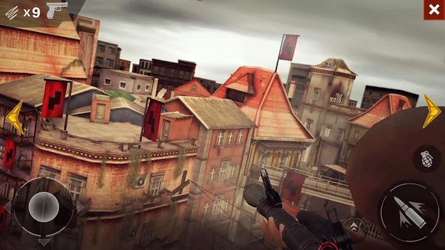 تحميل لعبة الاكشن Black Battlefield Ops: Gunship Sniper Shootingللاندرويد