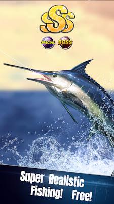 تحميل لعبة الصيد Monster Fishing 2019 للاندرويد