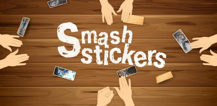 لعبة Smash Stickers 1.6