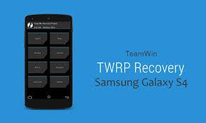 ريكفري للاس 4 I9505 النسخة العالمية 4 جي | Recovery twrp