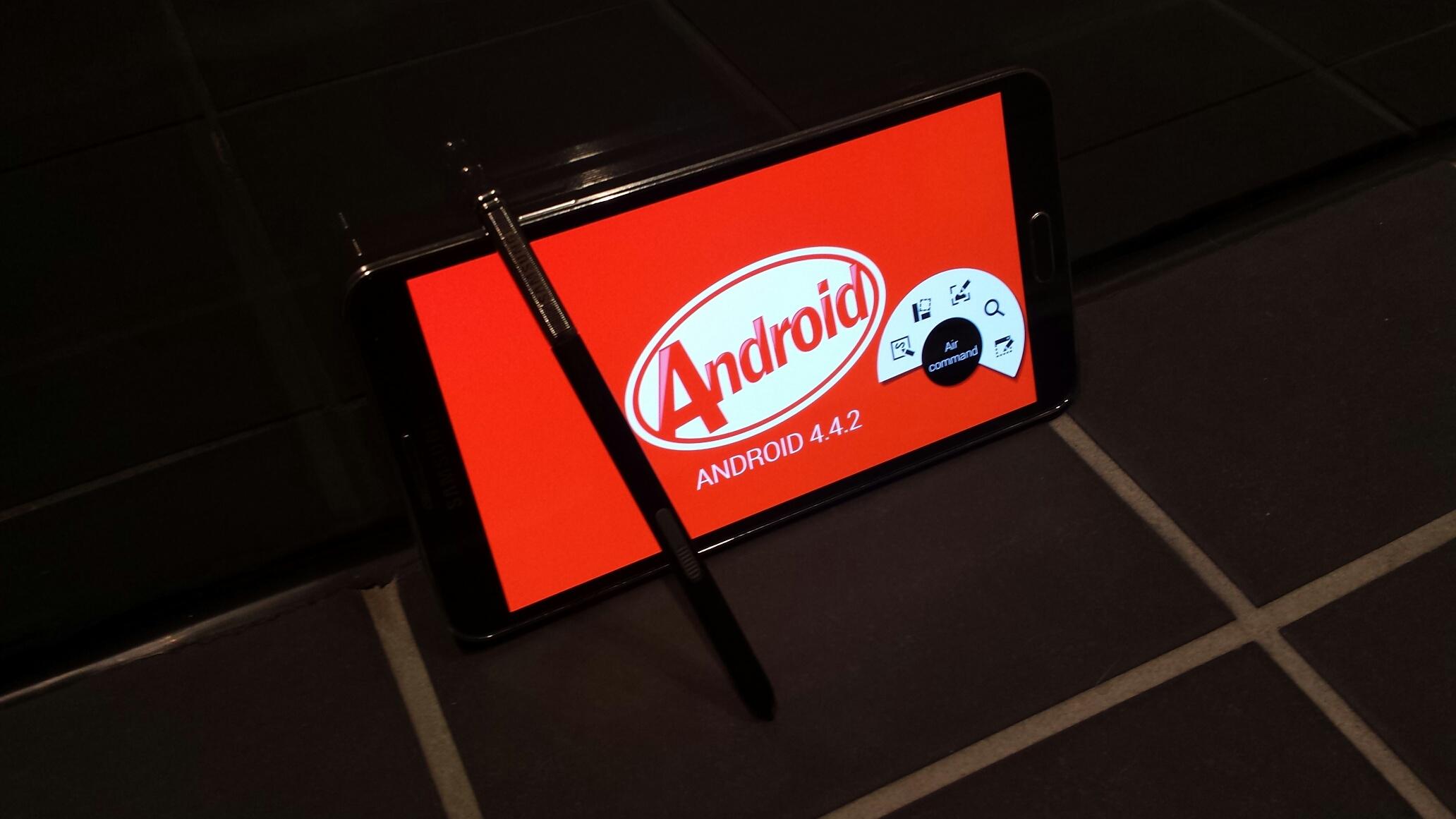 Photo of روم كيت كات 4.4.2 جلكسي نوت 3 الرسمي | Galaxy Note 3 (SM-N9005)