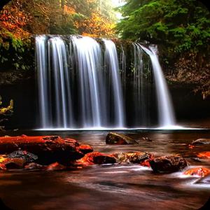 Photo of أجمل الخلفيات المتحركة للأندرويد3D Waterfall Live Wallpaper