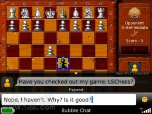 Photo of لعبة الشطرنج الرائعة للبلاك بيرى Chess for BBM V 1.5.4