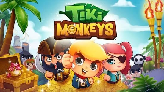 Photo of اللعبة المسلية Tiki Monkeys مفتوحه وجاهزة