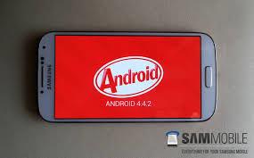 الروم الاجنبي الرسمي للاس 4 I9500 تحديث 4.4.2 | KitKat update 4.4.2 for s4 3G