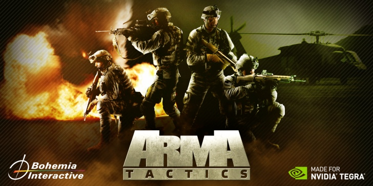 Photo of لعبة {Arma Tactics THD v1.3942 {apk + data